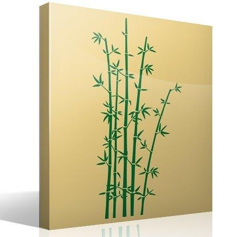 Wandtattoos: Bambusstöcken