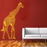 Wandtattoos: Giraffe 3
