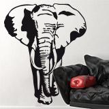Wandtattoos: Elefant 3