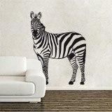 Wandtattoos: Zebra 3