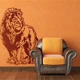 Wandtattoos: Löwe 3