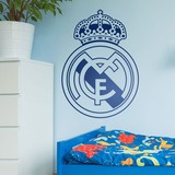 Wandtattoos: Real Madrid wappen 0