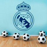 Wandtattoos: Real Madrid wappen 3