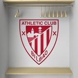 Wandtattoos: Athletic Club de Bilbao wappen 0