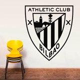 Wandtattoos: Athletic Club de Bilbao wappen 3