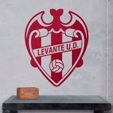 Wandtattoos: Levante UD de Valencia wappen 2