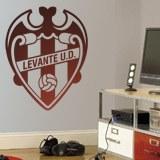 Wandtattoos: Levante UD de Valencia wappen 3