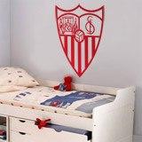 Wandtattoos: Sevilla Fútbol Club wappen 3