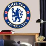 Wandtattoos: Chelsea FC wappen Farbe 2