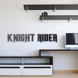 Wandtattoos: Knight Rider 3