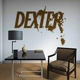 Wandtattoos: Dexter 3