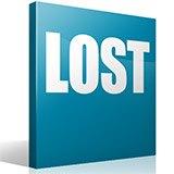 Wandtattoos: Lost 2