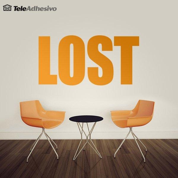 Wandtattoos: Lost