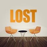 Wandtattoos: Lost 3