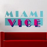 Wandtattoos: Miami Vice 4