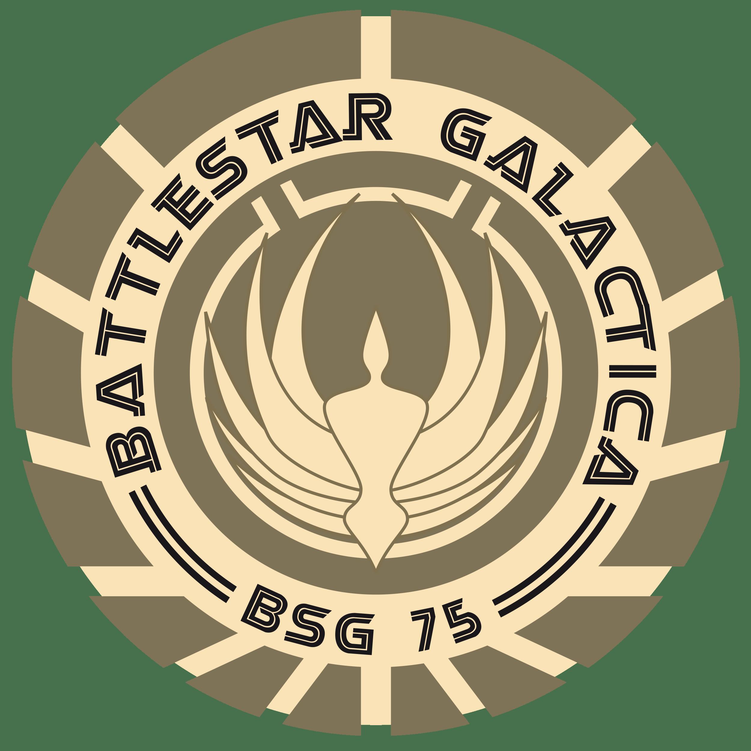 Wandtattoos: Battlestar Galactica