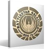 Wandtattoos: Battlestar Galactica 3