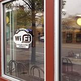 Wandtattoos: No tenemos wifi hablen entre ustedes 3