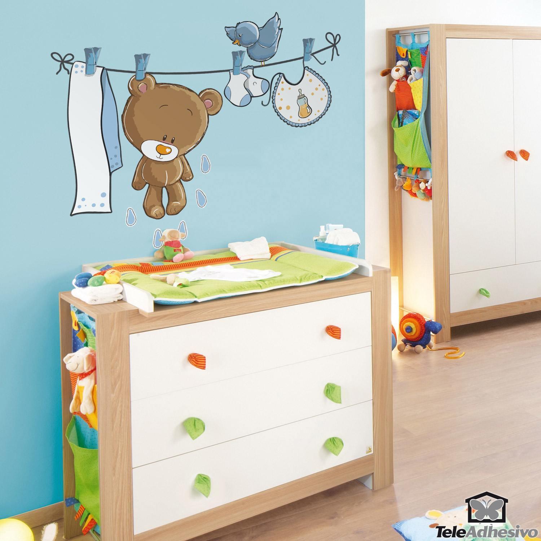 Wandtattoo babyzimmer b r reuniecollegenoetsele - Wandtattoo janosch ...