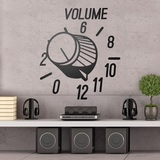 Wandtattoos: Pump up the volume 0