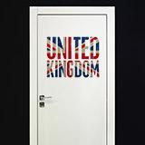 Wandtattoos: United Kingdom 3
