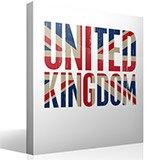 Wandtattoos: United Kingdom 4