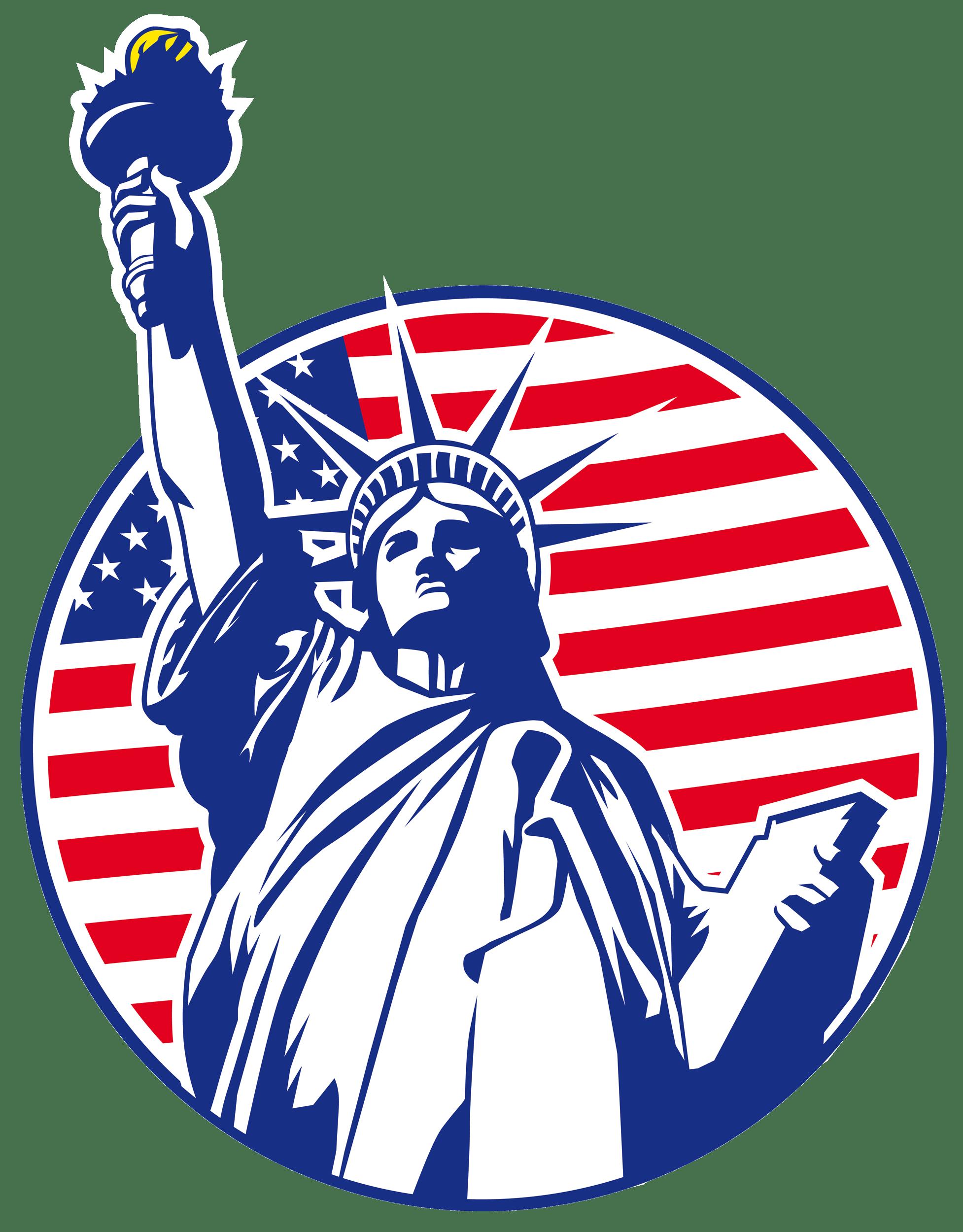 Wandtattoos: Freiheitsstatue
