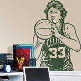Wandtattoos: Larry Bird 1 2
