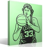 Wandtattoos: Larry Bird 1 3
