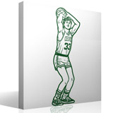 Wandtattoos: Larry Bird 2 3