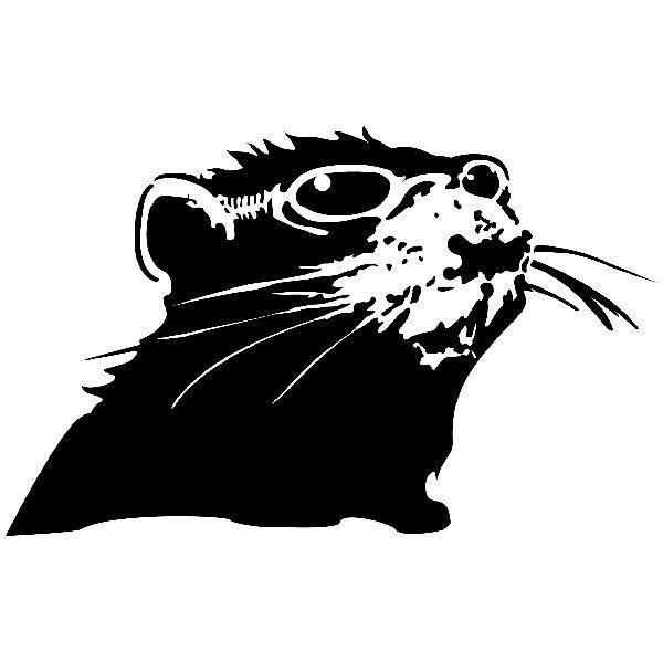 Banksy Ratte