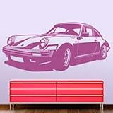 Wandtattoos: Porsche 911 klassisch 2