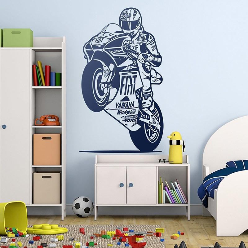 Wandtattoos: MotoGP 46