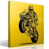 Wandtattoos: MotoGP 46 3