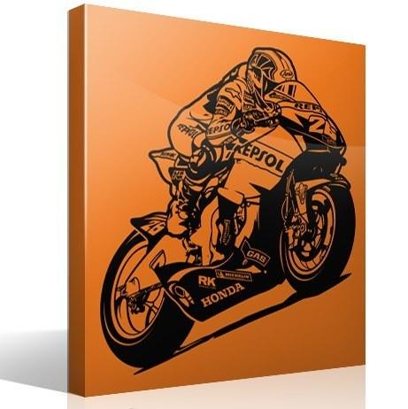 Wandtattoos: MotoGP 26
