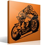 Wandtattoos: MotoGP 26 2