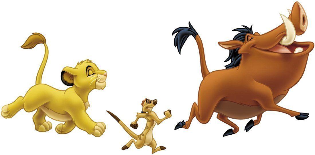 Simba Timon Und Pumba