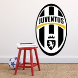 Wandtattoos: Juventus Turin wappen 0