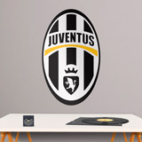 Wandtattoos: Juventus Turin wappen 1