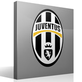 Wandtattoos: Juventus Turin wappen 2