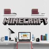 Wandtattoos: Minecraft 0
