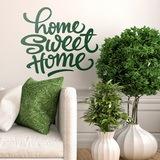 Wandtattoos: Home Sweet Home 0