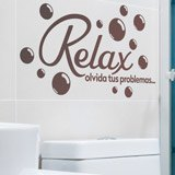 Wandtattoos: Relax, olvida tus problemas 2