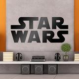 Wandtattoos: Star Wars logo 0