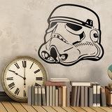 Wandtattoos: Stormtrooper-Sturzhelm 0