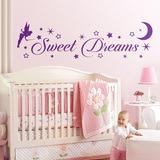 Kinderzimmer Wandtattoo: Tinkerbell Sweet Dreams 0