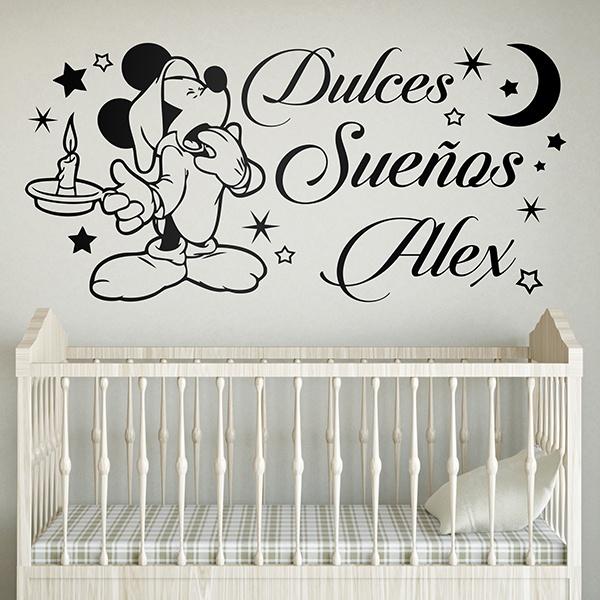 Mickey Mouse Dulces Sueños