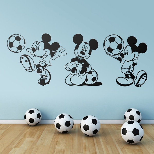 mickey mouse wandtattoo prinsenvanderaa. Black Bedroom Furniture Sets. Home Design Ideas