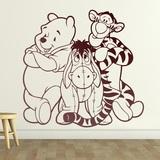 Kinderzimmer Wandtattoo: Winnie the Pooh 0