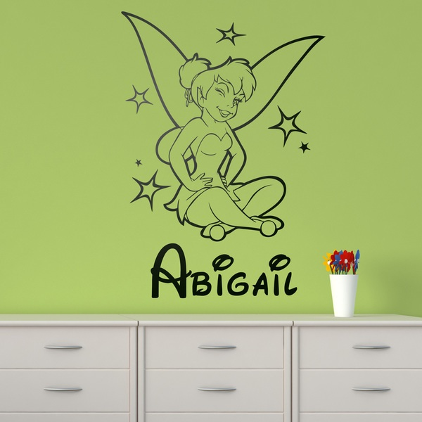 tinkerbell und namen. Black Bedroom Furniture Sets. Home Design Ideas